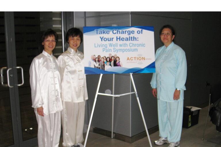 Tai Chi for Managing Chronic Pain